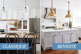classique cuisine classiques revisités les suspensions de cuisine maison et demeure