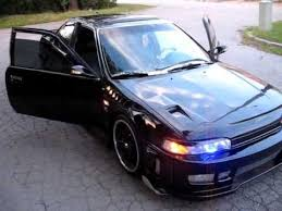 90 honda accord custom 90 honda accord coupe