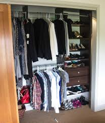 how to organize your clothes using the konmari method