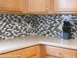 Wallpaper Kitchen Backsplash Wallpaper That Looks Like Tile Backsplash Backspalsh Decor