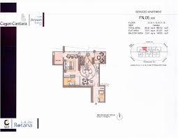cayan tower floor plan cayan cantara floor plans binayah real estate