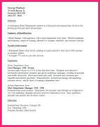 retail management resume resume exles for retail management