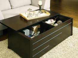 using old trunk or chest as original coffee table trunks with