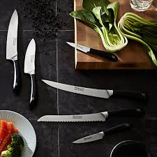 robert welch kitchen knives buy robert welch signature serrated utility knife 12cm lewis