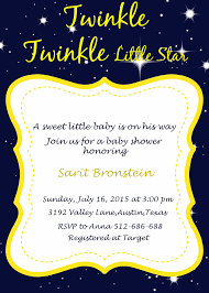twinkle twinkle baby shower invitations twinkle twinkle baby shower ideas my practical baby shower guide