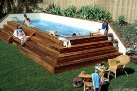 Swimming Pool Backyard Designs by Remarkable Backyard Swimming Pools Designs In Interior Home Design