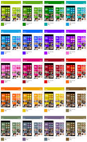 accent colors themes and accent colors windows 10 hardware dev