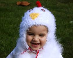 Toddler Chicken Halloween Costume Halloween Curated Babble Etsy