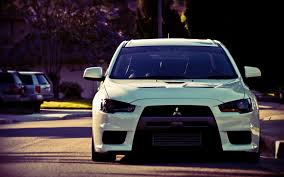 white mitsubishi kavinsky mitsubishi lancer wallpaper wallpapers 4k pinterest