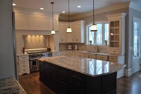 White With Brown Glaze Kitchen by How To Glaze White Kitchen Cabinets Image How To Glaze White
