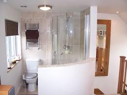 glamorous 60 ensuite bathroom in loft conversion design