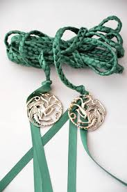 celtic handfasting cords paganpages org colors