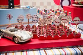 Vintage Birthday Decorations Car Themed Birthday Decorations Part 18 Race Car Themed
