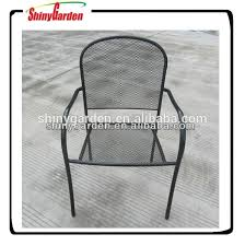 Outdoor Mesh Furniture by Mesh Metal Outdoor Furniture Mesh Metal Outdoor Furniture