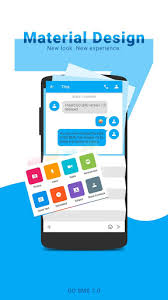 apk sms go sms pro apk for android