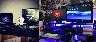Gaming Setups Coreyplays Gaming Setup Youtube Work Space Gamingsetups