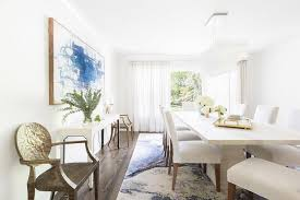 Royal Blue And White Rug White And Blue Dining Room Rug Design Ideas