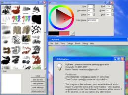 paint software mypaint gizmo s freeware