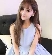 nice koran hairstyles stylish korean bangs hairstyles for girls hairstyles pinterest