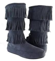 Comfortable Moccasins Womens Moccasins Ebay