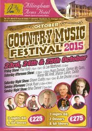 country music festival discover bundoran tourist information
