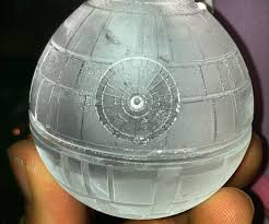 Death Star Rug Star Ice Cubes