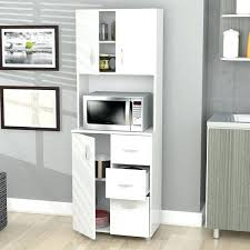 Narrow Kitchen Storage Cabinet Kitchen Storage Cabinet Inval America Larcinia White Kitchen