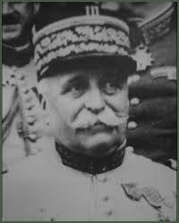 Portrait of General Marie-Louis-Adolphe Guillaumat - Guillaumat_Marie-Louis-Adolphe