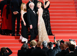 hot momma gowns cannes 2016 carpet kirsten dunst and paradis at