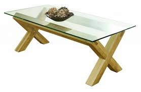 rectangle coffee table with glass top oak glass top coffee table littlebubble me