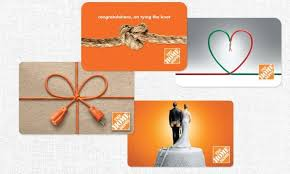 gift card registry wedding image result for images of home depot wedding gift cards