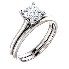 wedding rings nz platinum princess cut diamond ring nz diamonds