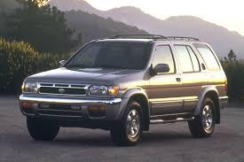 infiniti minivan nissan recalls 195 991 pathfinder and infiniti qx4 suvs over rust