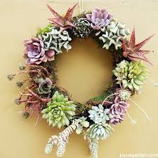 how to make wreaths 5 easy steps to a living succulent wreath