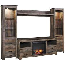 Corner Tv Stands With Fireplace - best 25 electric fireplace tv stand ideas on pinterest