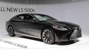 2015 lexus lx youtube car nextgeneration 2015 lexus ls likely to be basis for first fuel