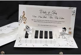 faire part mariage musique faire part de mariage piano et musique mariage
