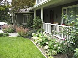 Landscaping Ideas For A Sloped Backyard by Landscaping Ideas For Front Yard Of A Mobile Home The Garden