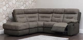 Recliner Corner Sofas Fabric Recliner Corner Sofa Lhf