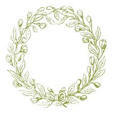 vintage thanksgiving clipart vintage clip art lovely delicate wreath frames the graphics fairy
