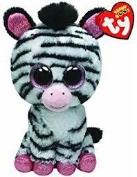 amazon ty beanie boos buddy zig zag zebra toys u0026 games