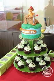 Lion Guard Inspired Cake And Cupcakes Birthday Cake U0026 Party