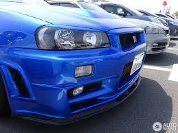 2008 Nissan Skyline Gtr Nissan Skyline R34 Gt R V Spec Ii Nür 19 May 2015 Autogespot