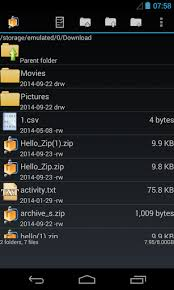 android file manager apk androzip file manager apk for android