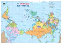 map world nz wall maps of the world