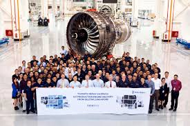 rolls royce engine rolls royce delivers the first trent aero engine produced in