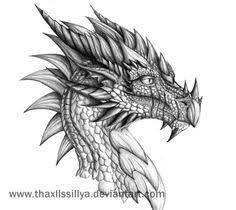 random dragon faces by empressworks on deviantart dragon heads