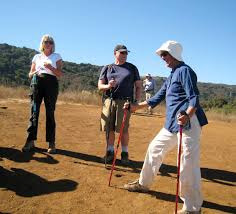 the villages hiking club rancho san antonio county park hike
