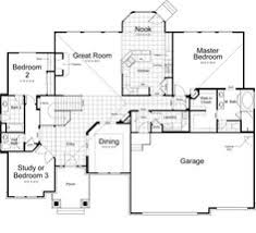 House Building Plans 4 Room House Plans Home Plans Homepw26051 2 974 Square Feet 4