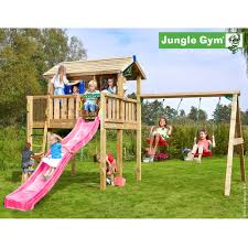 sylvanian families garden playground jungle gym jungle playhouse xl and swing set toys r us